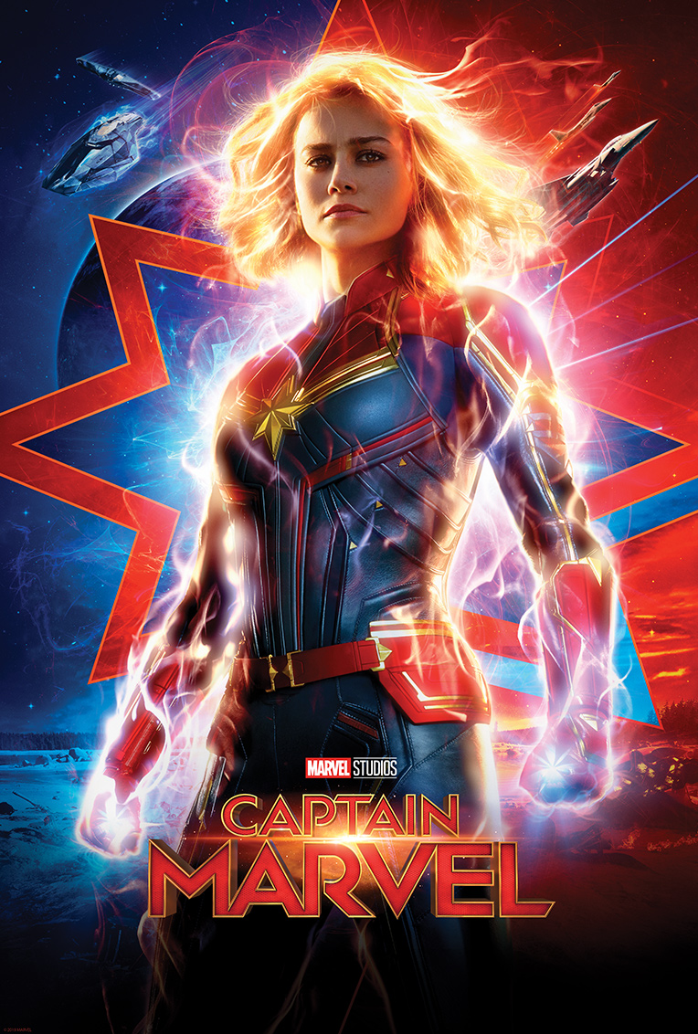 Captain Marvel Exclusive Steelbook