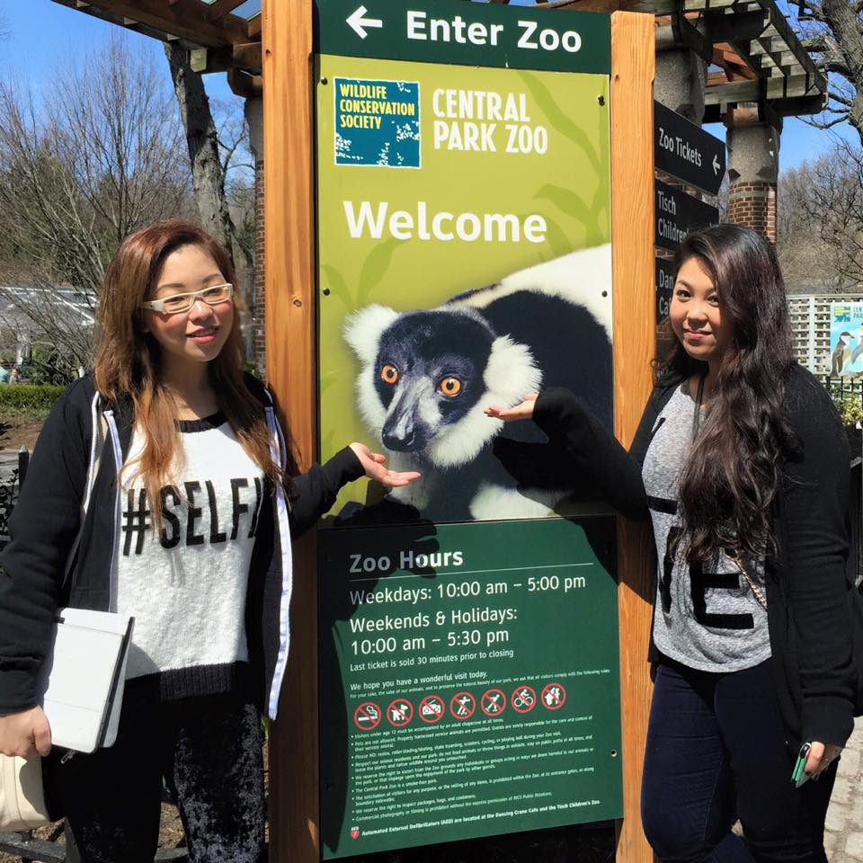 Central Park Zoo NYC