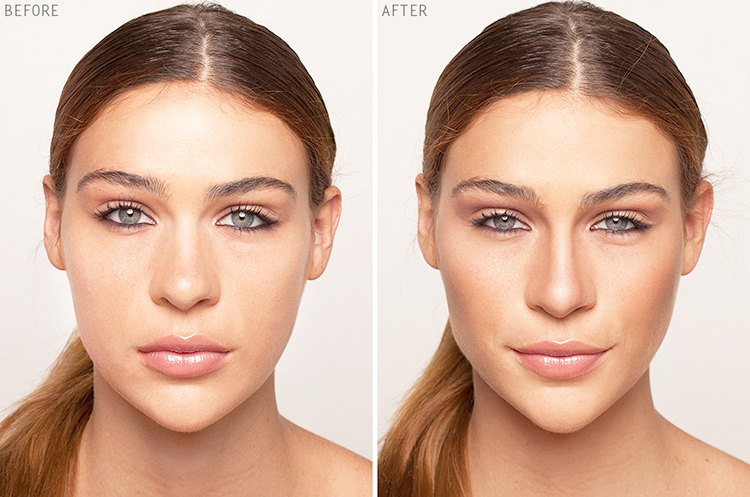 how to Contour Highlight Fair Skin