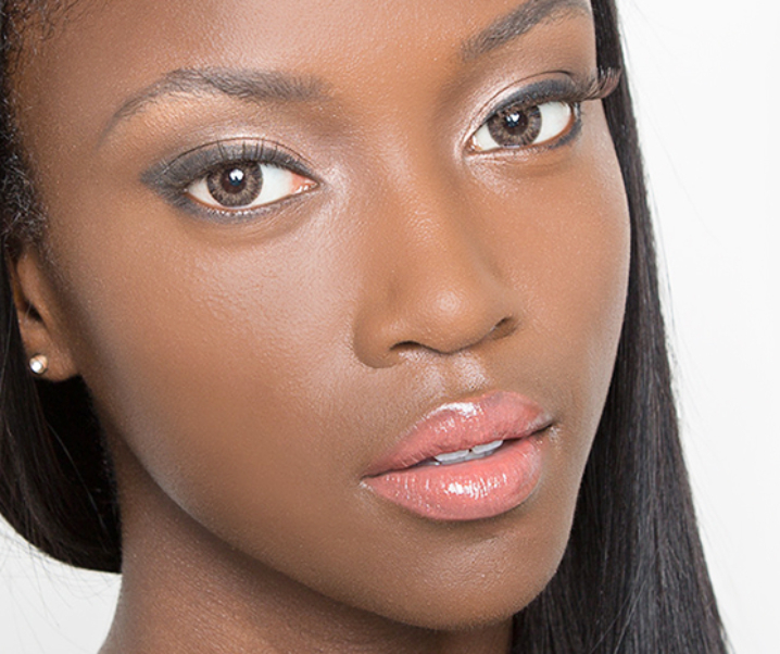 How to Contour and Highlight Dark Skin