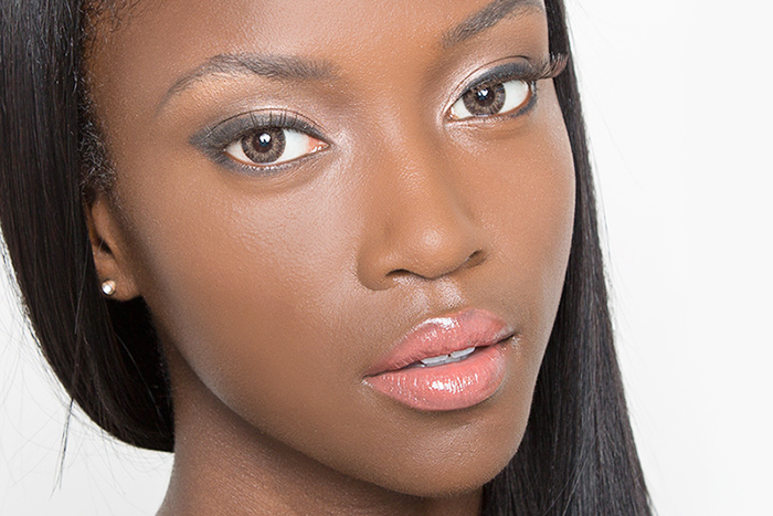 how to Contour Highlight Dark Skin