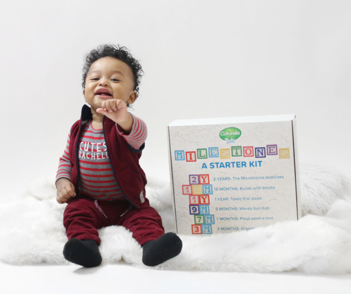Marking Milestones and Why We Love and Trust Culturelle® Baby Probiotic