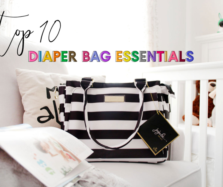10 Diaper Bag Essentials for the New Parent