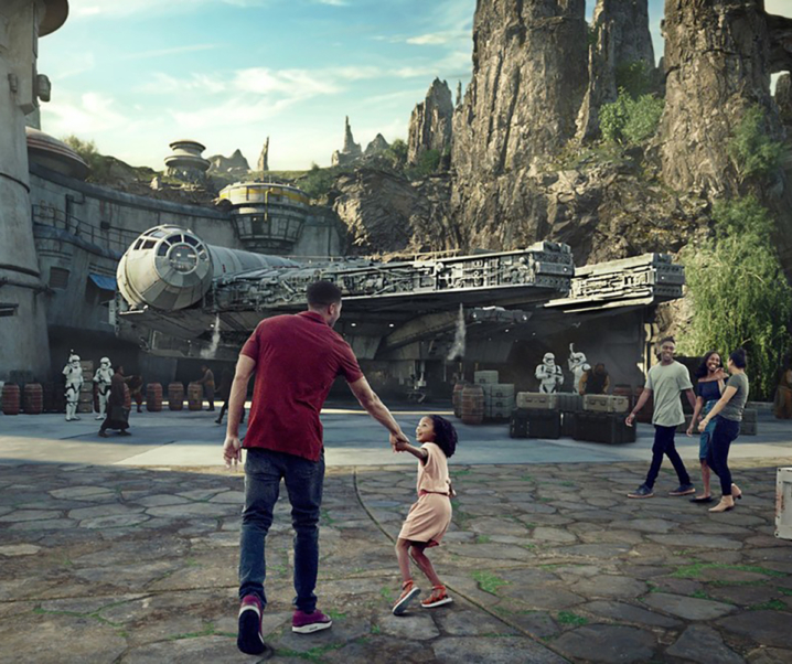 Disneyland Star Wars: Galaxy's Edge to Open May 31