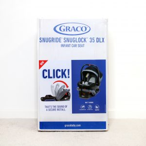 Graco® SnugRide® SnugLock™ 35 DLX Infant Car Seat.
