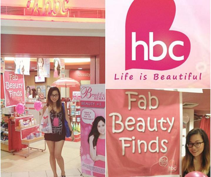 HBC – Fab Beauty Finds