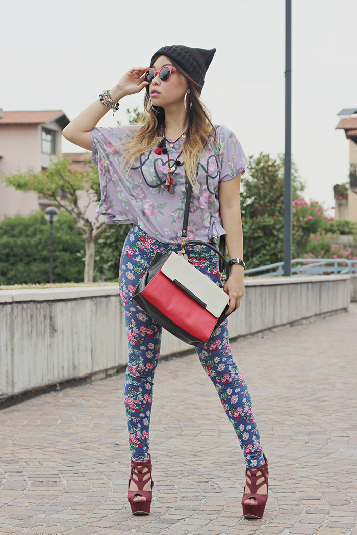 Hippie Hepcat Fashion Toteteca