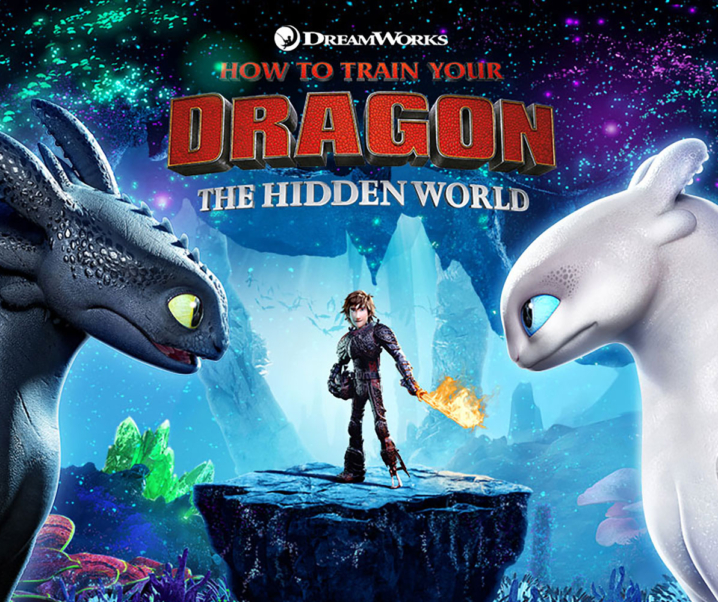 How to Train Your Dragon: The Hidden World 4K Blu-Ray Collectible Steelbook Now Available at Best Buy!