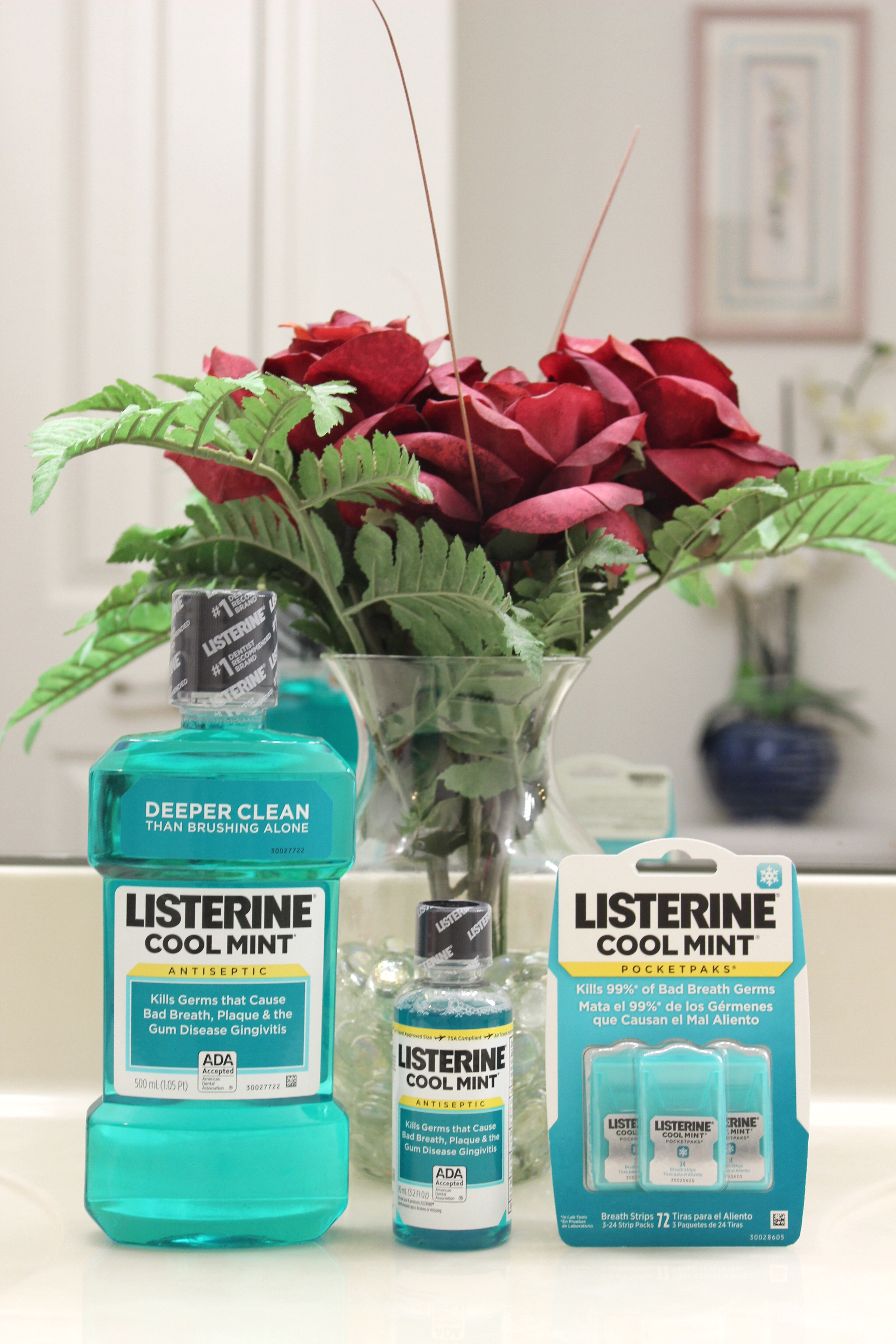 LISTERINE® Antiseptic Cool Mint