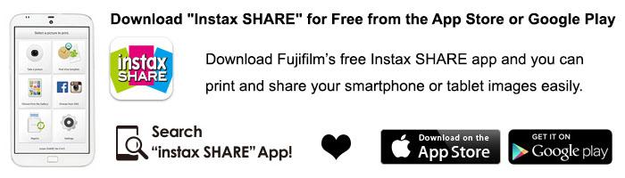 Fujifilm instax share  sp-1 app