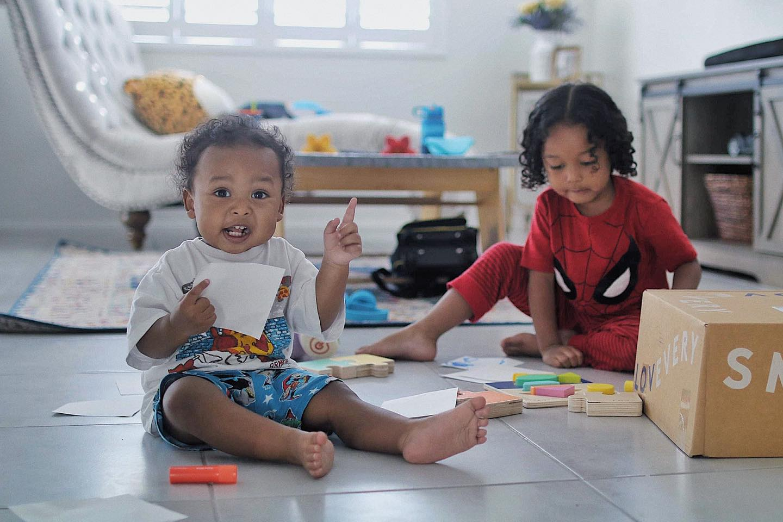 Lovevery Montessori Toys