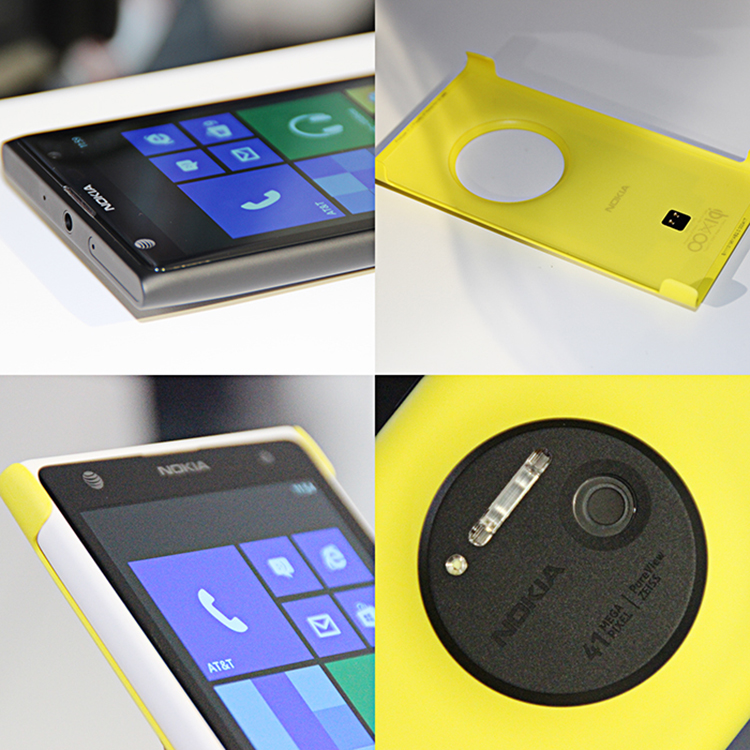Nokia Lumia 1020 Zoom Reinvented event