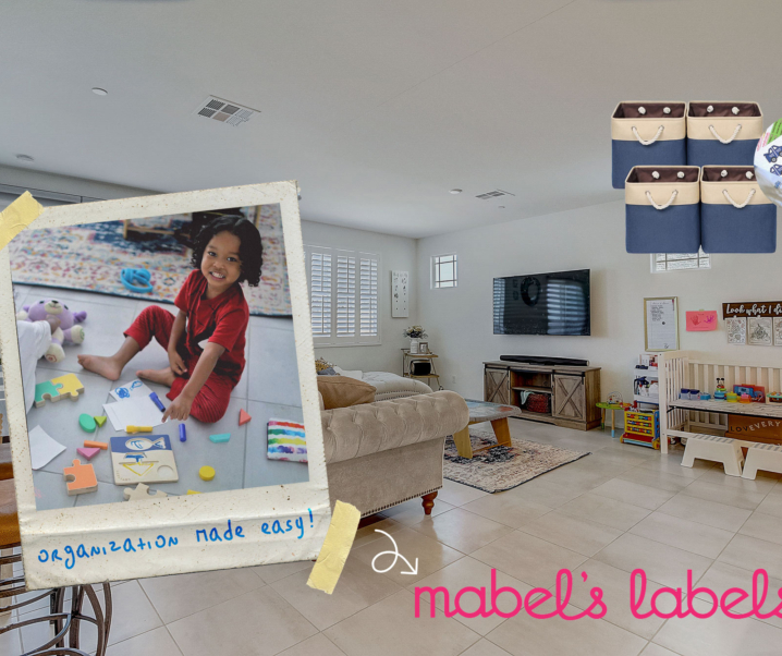 Organization Made Easy with Mabel's Labels
