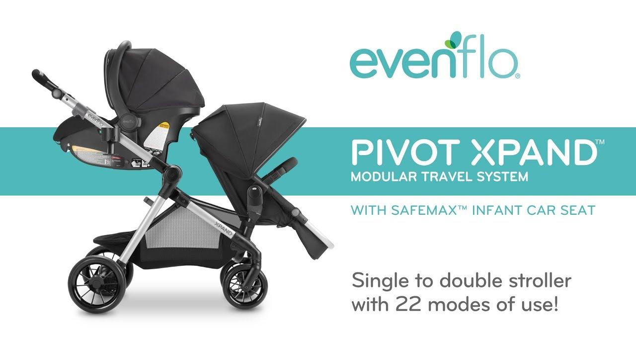 Evenflo Pivot Xpand