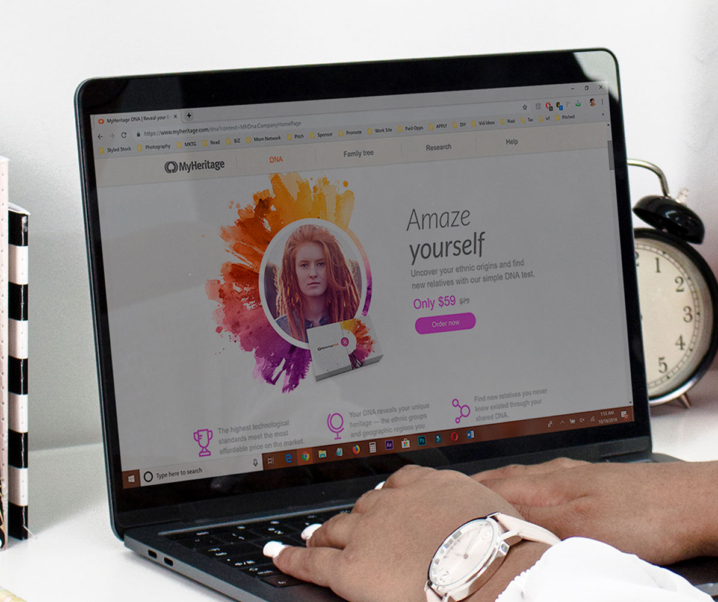 Get to Know Your Roots and Ethnic Origins with MyHeritage