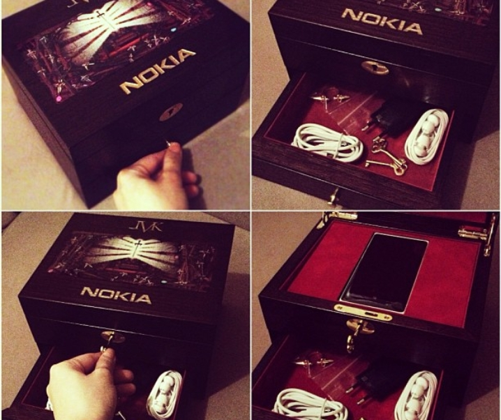 Nokia and LeiVanKash Jewellery Prize