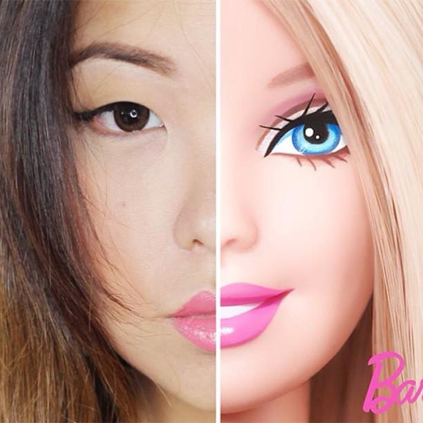 Nyx Cosmetics Lipstick Barbie Pink Paparazzi