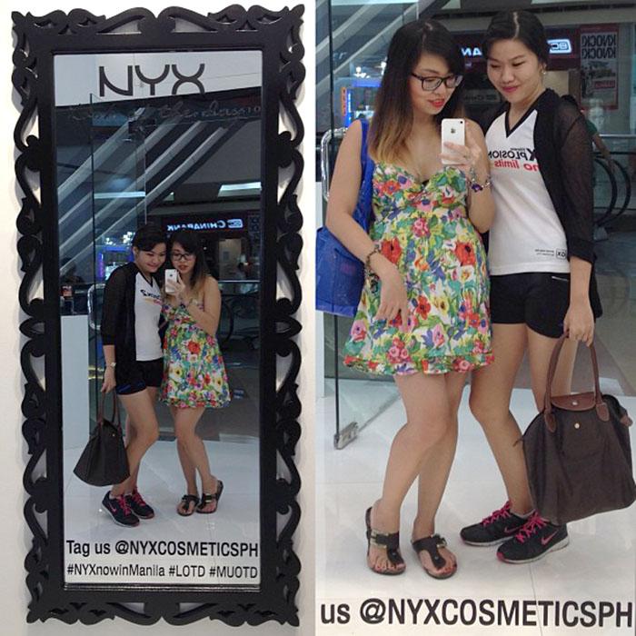 nyx cosmetics philippines Angela Ricardo koreandoll korean doll melle lee mellelee