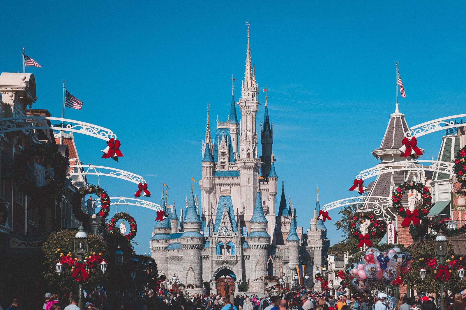 Walt Disney World, Disneyland, Disney Parks