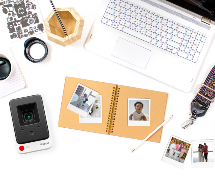 Turn Your Digital Smartphone Photos Into Analog Instant Prints with Polaroid Lab