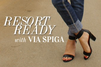 Resort Ready with Via Spiga