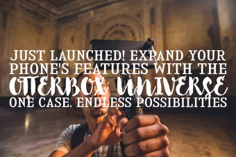 One case. Endless possibilities with OtterBox uniVERSE