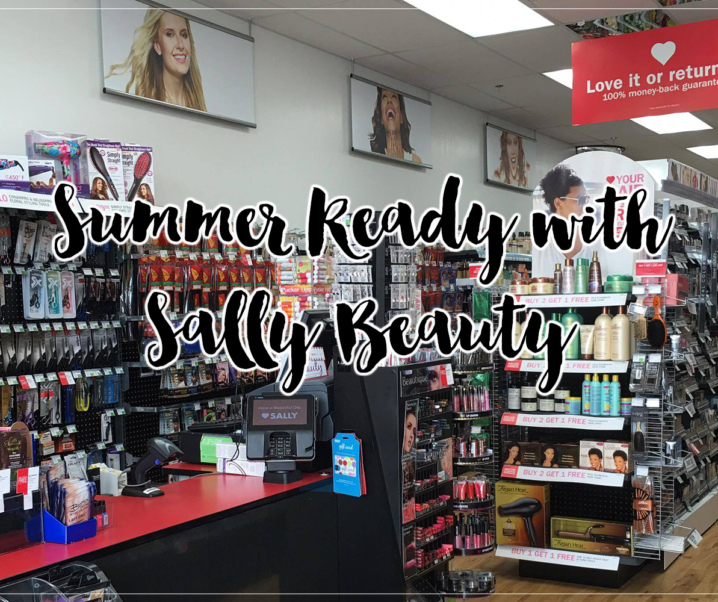 Pampered from Head to Toe and Summer-Ready with Sally Beauty