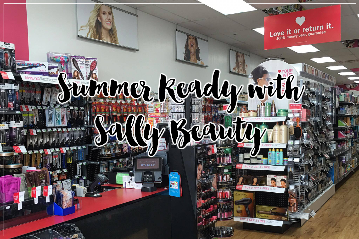 Pampered from Head to Toe and Summer-Ready with Sally ...