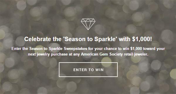 Jewelers Mutual Season to Sparkle Sweepstakes