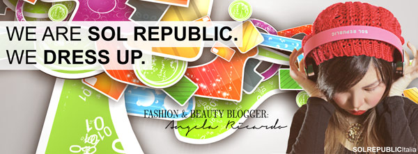 Sol Republic Angela Ricardo Fashion Blogger