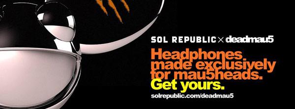 Sol Republic Mau5heads