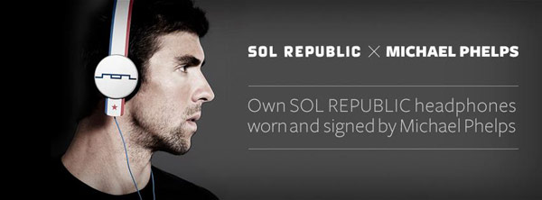 Sol Republic Michael Phelps