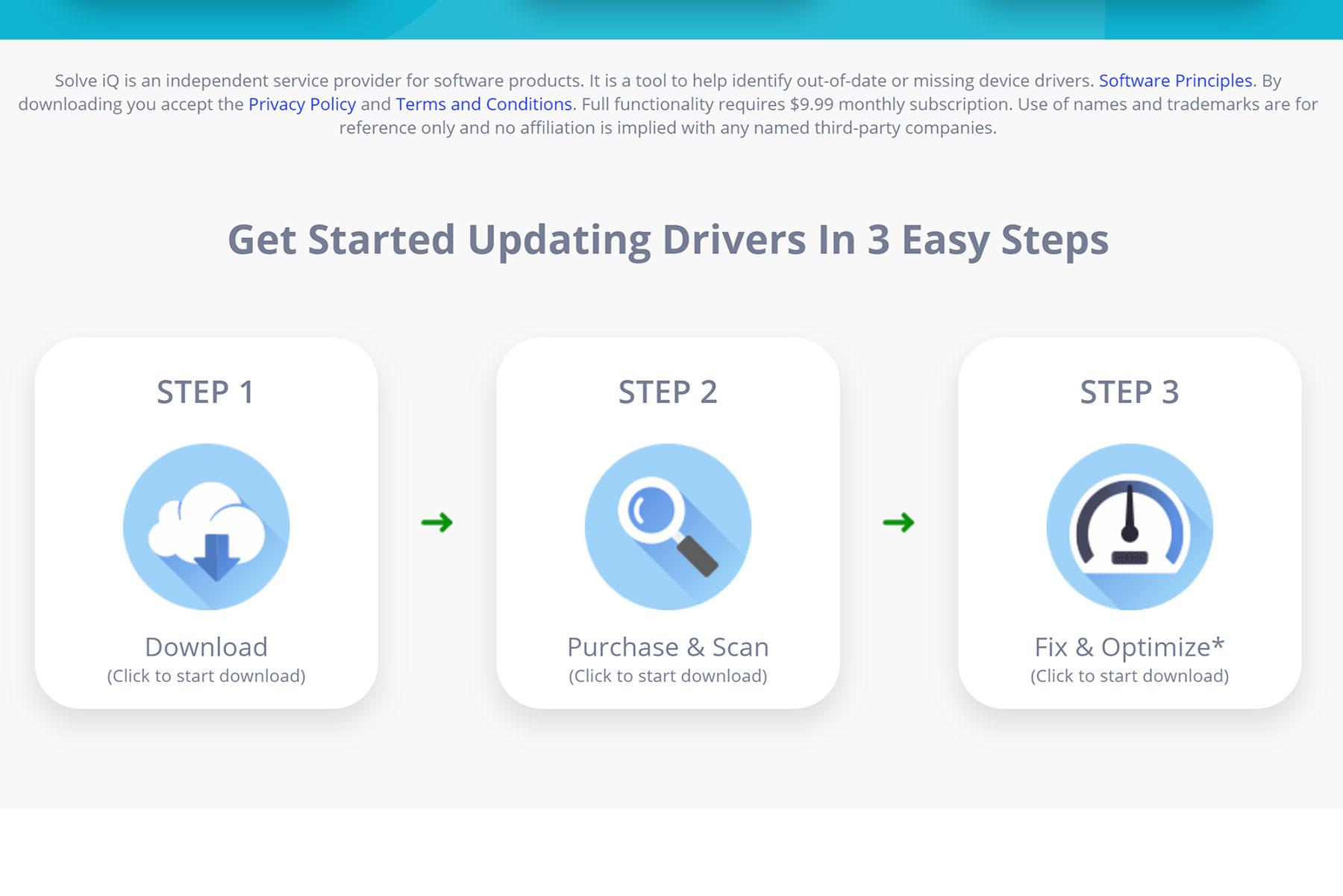 Solve iQ Easy Steps