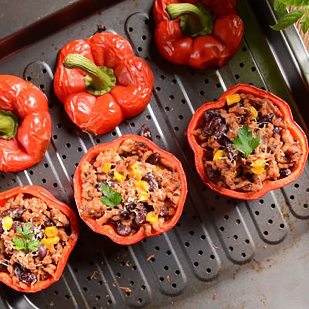 Tai Pei Food Stuffed Peppers