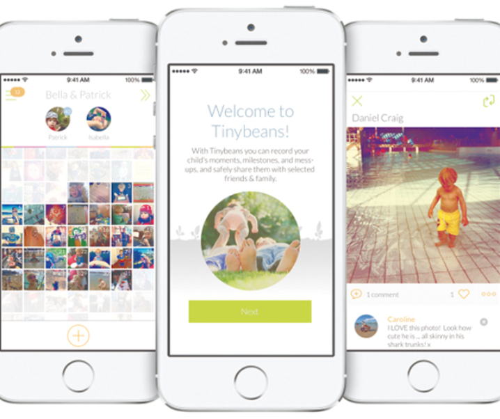 Tinybeans – The BEST Photo Sharing APP for New Parents + GIVEAWAY