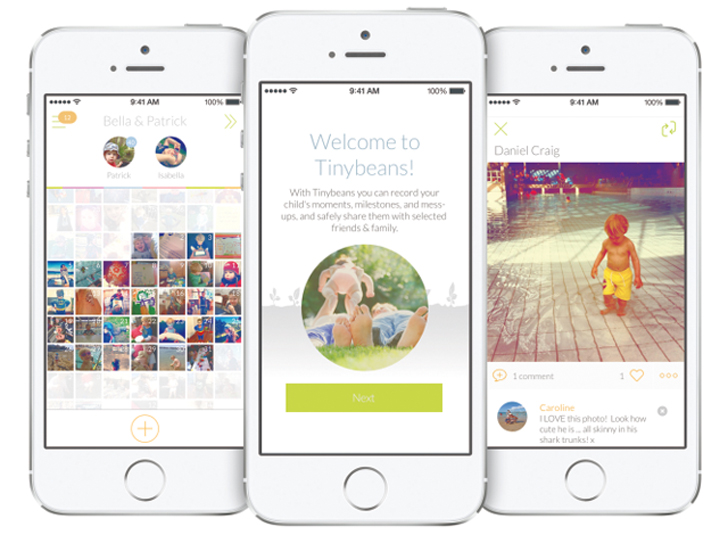 Tinybeans - The BEST Photo Sharing APP for New Parents + GIVEAWAY