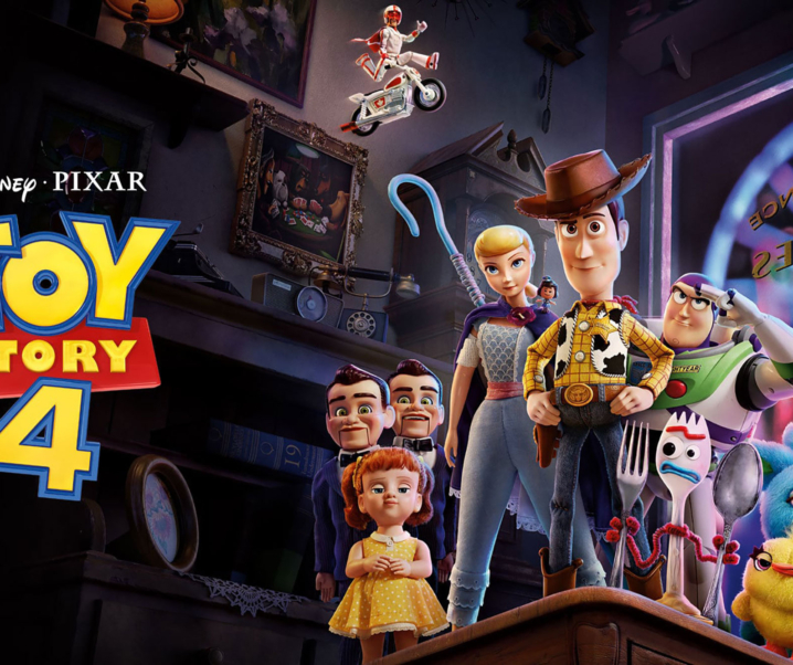 Toy Story 4 Delivers Another Cinematic Grand Slam! Pre-Order the Blu-Ray Collectible Steelbook TODAY!