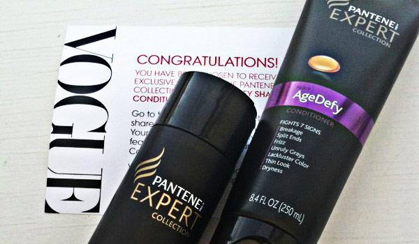 Pantene AgeDefy Shampoo & Conditioner